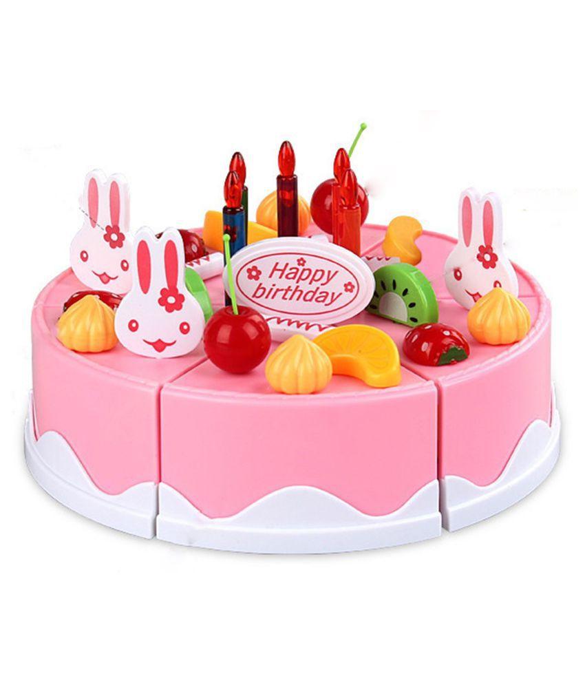 Webby Musical Diy Birthday Cake Toy 75 Pieces Buy Webby