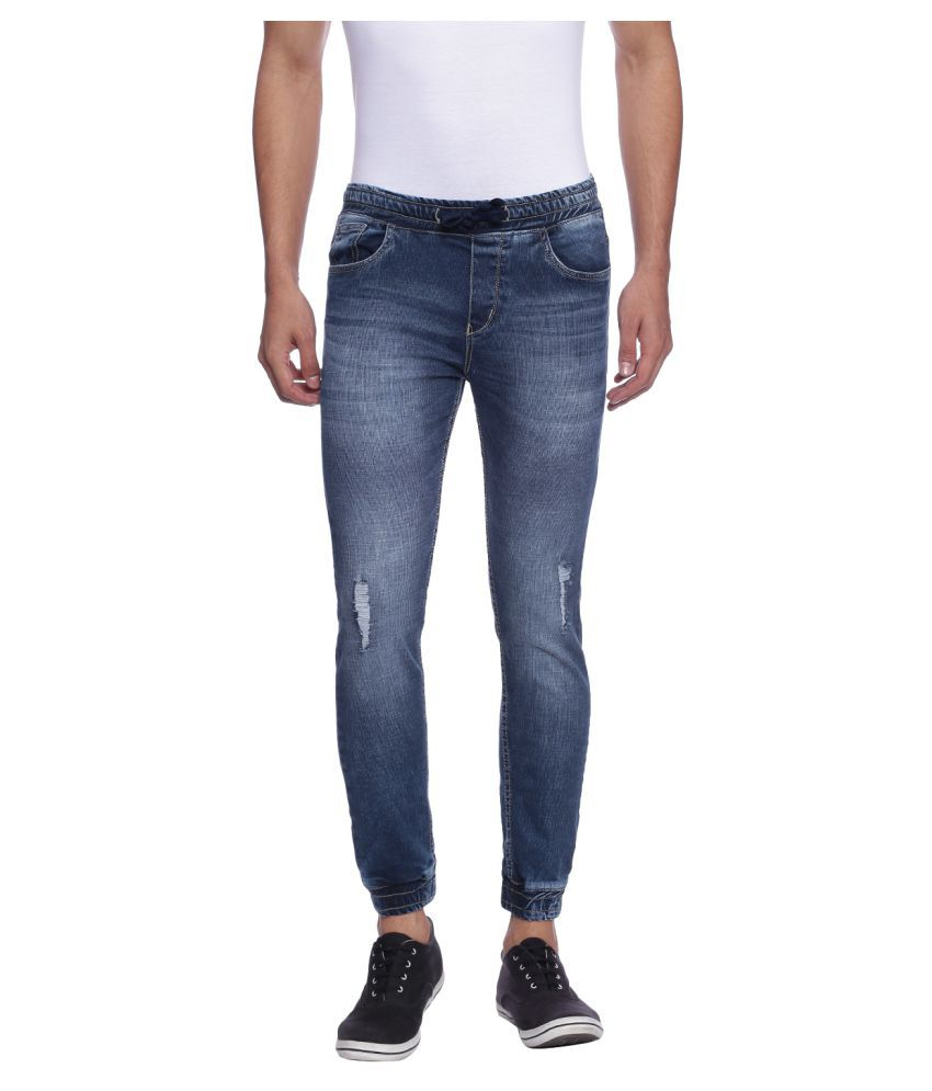 Deezeno Blue Relaxed Jeans