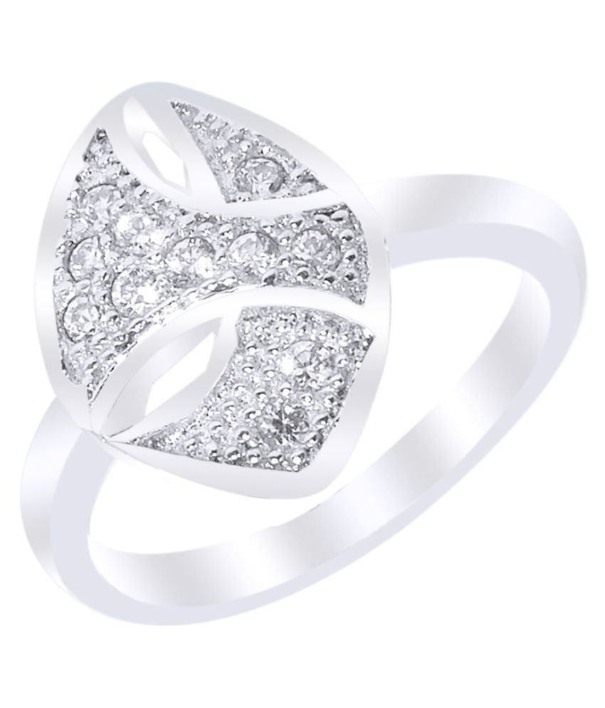 ELOTIC 92.5 Silver Ring