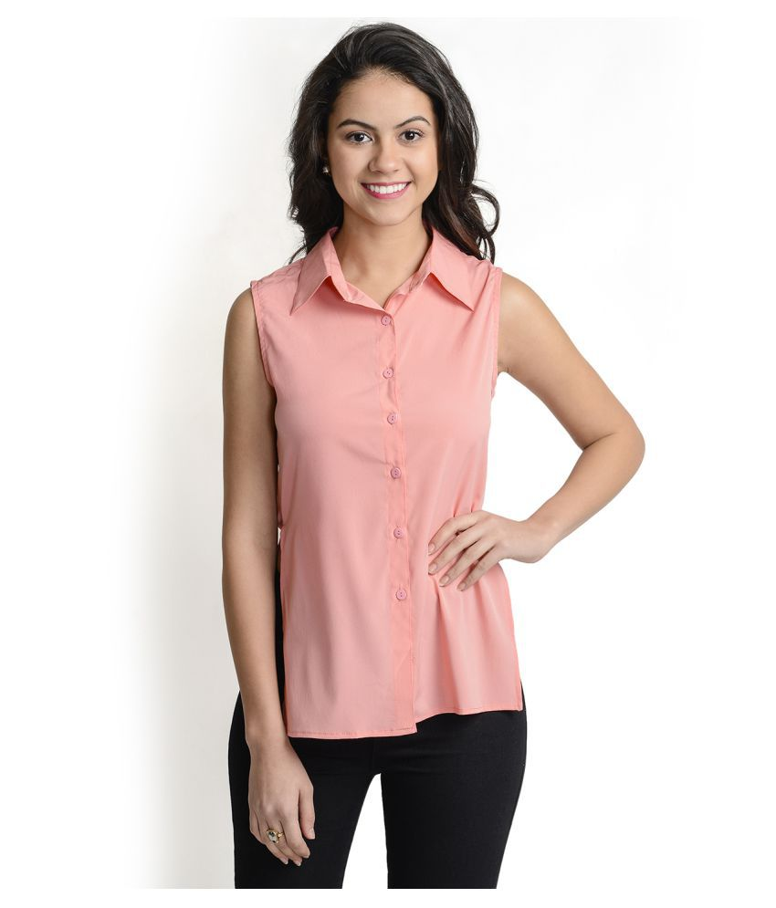 cbc59046a88016  499 Polyester Asymmetrical Tops - Buy  499 Polyester Asymmetrical Tops  Online at Best Prices in India on Snapdeal