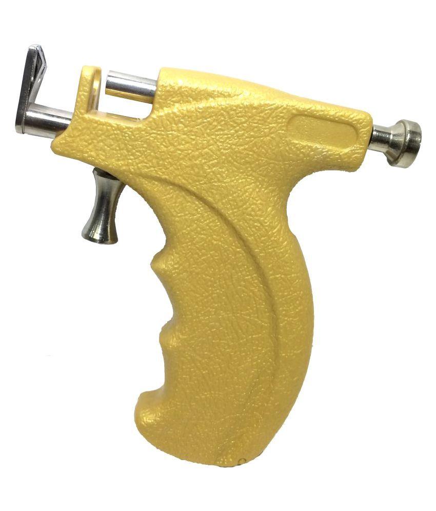 Ear Piercing Gun Yellow Colour