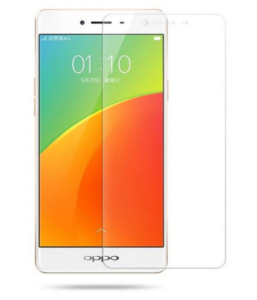 Oppo A37 Tempered Glass Screen Guard By COSMART