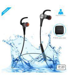Zaap Wireless Bluetooth Headphone Black