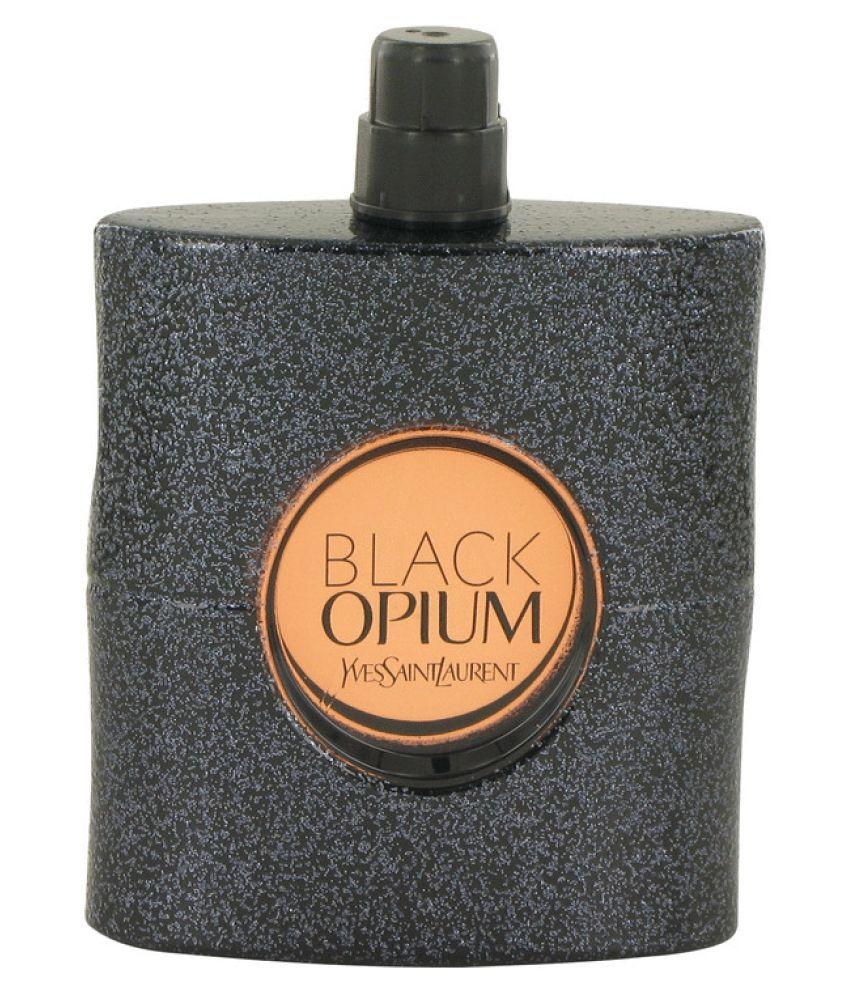 c2848afe2e1 Yves Saint Laurent Black Opium Eau De Parfum Spray (Tester)-90ml: Buy Online  at Best Prices in India - Snapdeal