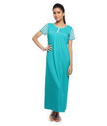 Slumber Jill Cotton Nighty & Night Gowns - 639344328980