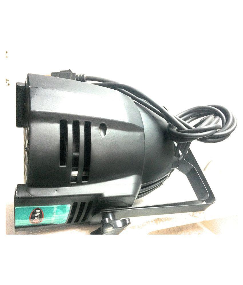 baisun 54 3w led par lights dj lights with dmx wire dj lights buy rh snapdeal com