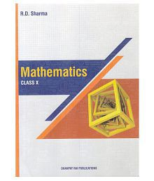 Mathematics for Class 10 by R D Sharma (2018-19 Session)2018 by R.D. Sharma