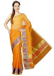 b660e7588d6057 Kora Cotton Saree - Buy Kora Cotton Saree Online at Low Prices in ...