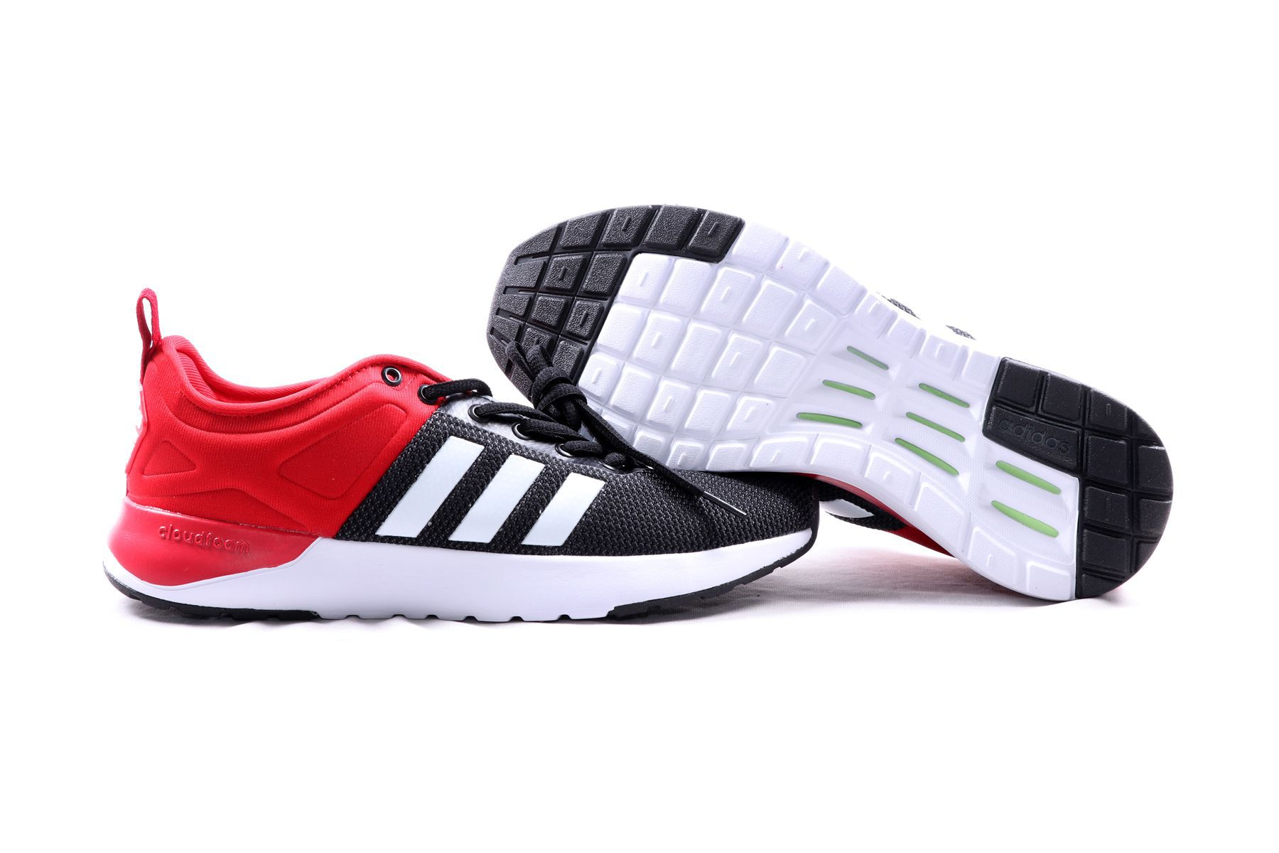 d9667dd3e41 Adidas CLOUDFOAM Red Running Shoes - Buy Adidas CLOUDFOAM Red ...