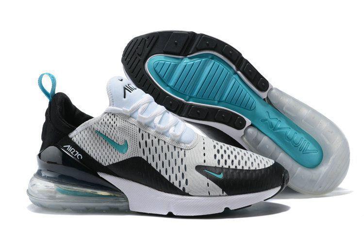 los angeles 4f7cb 6ec40 ... Nike Air Max 270 White Running Shoes