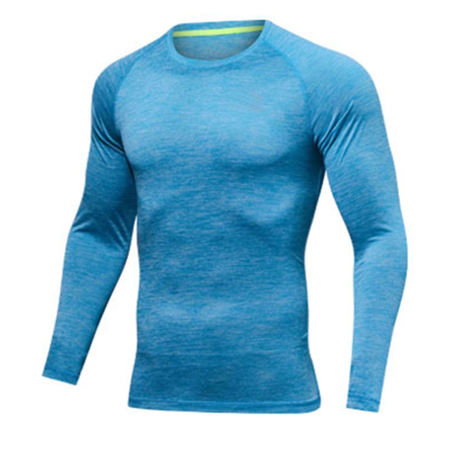 Men Long Sleeve ultrastretchable light weight Moisturewicking premium quality fabric gym workout running Active Wear Tshirt