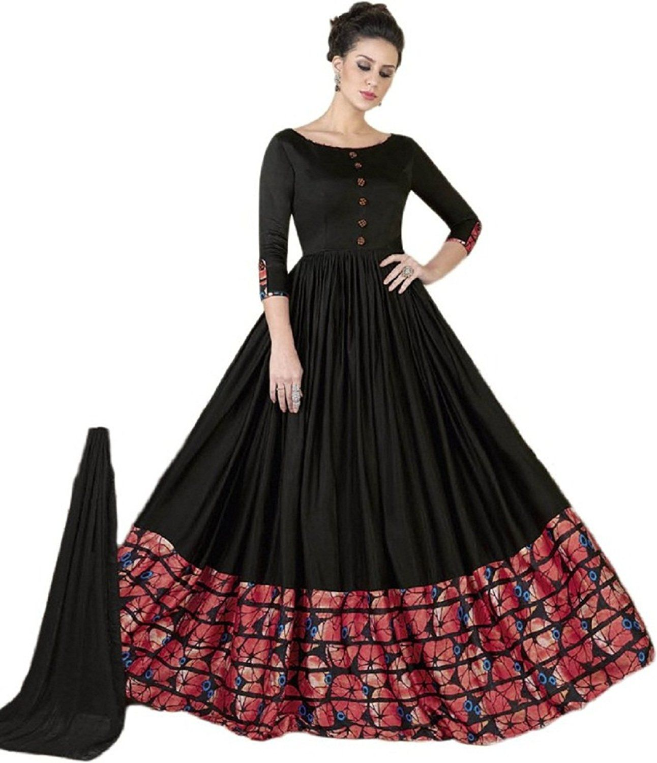 15edcbb9840 Marvadi Collectionds women s bollywood designer lehenga choli Women s  Clothing Gown for women latest Gown for women party ...