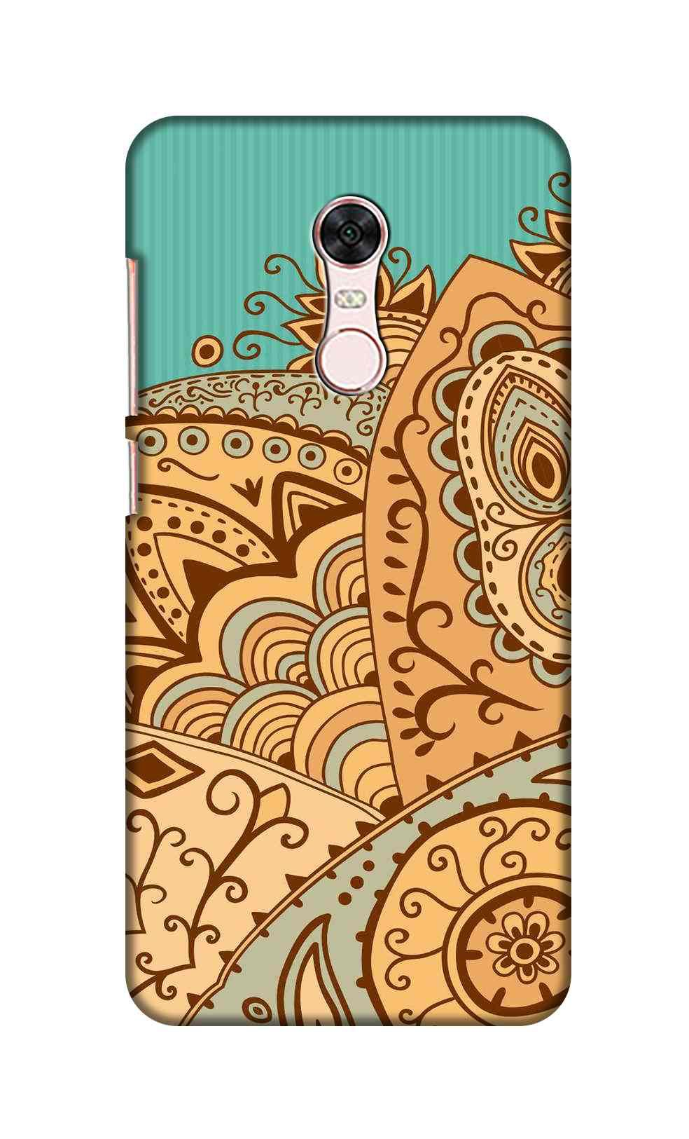 Xiaomi Redmi 5 Printed Cover By SWAGMYCASE
