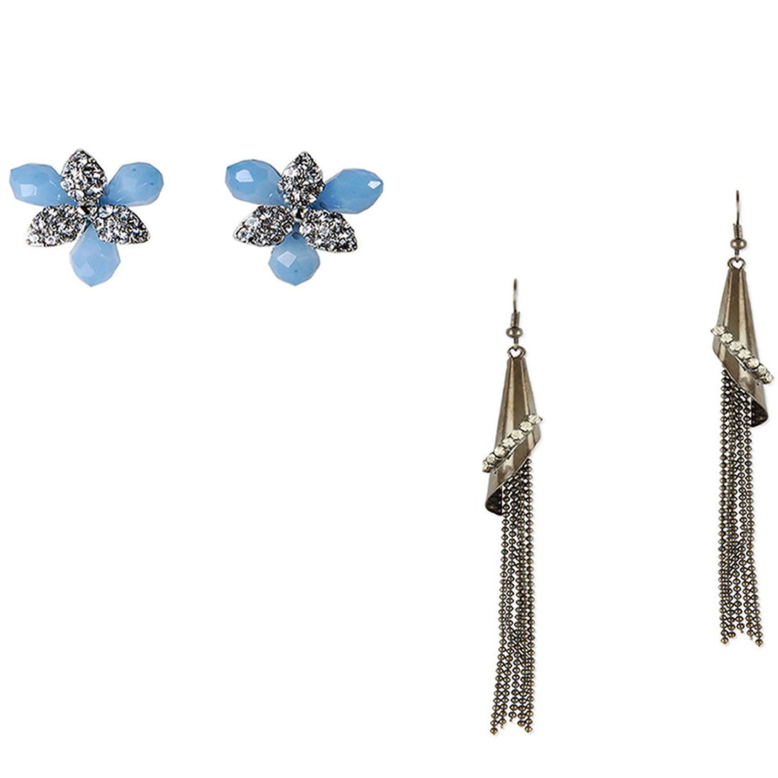 Bling Studio's Combo-Earrings