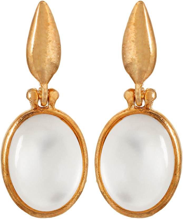 GoldNera Drop Earrings