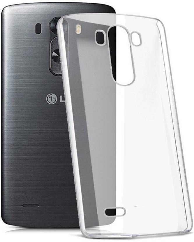 Lg G3 Soft Silicon Cases SPARXON - Transparent