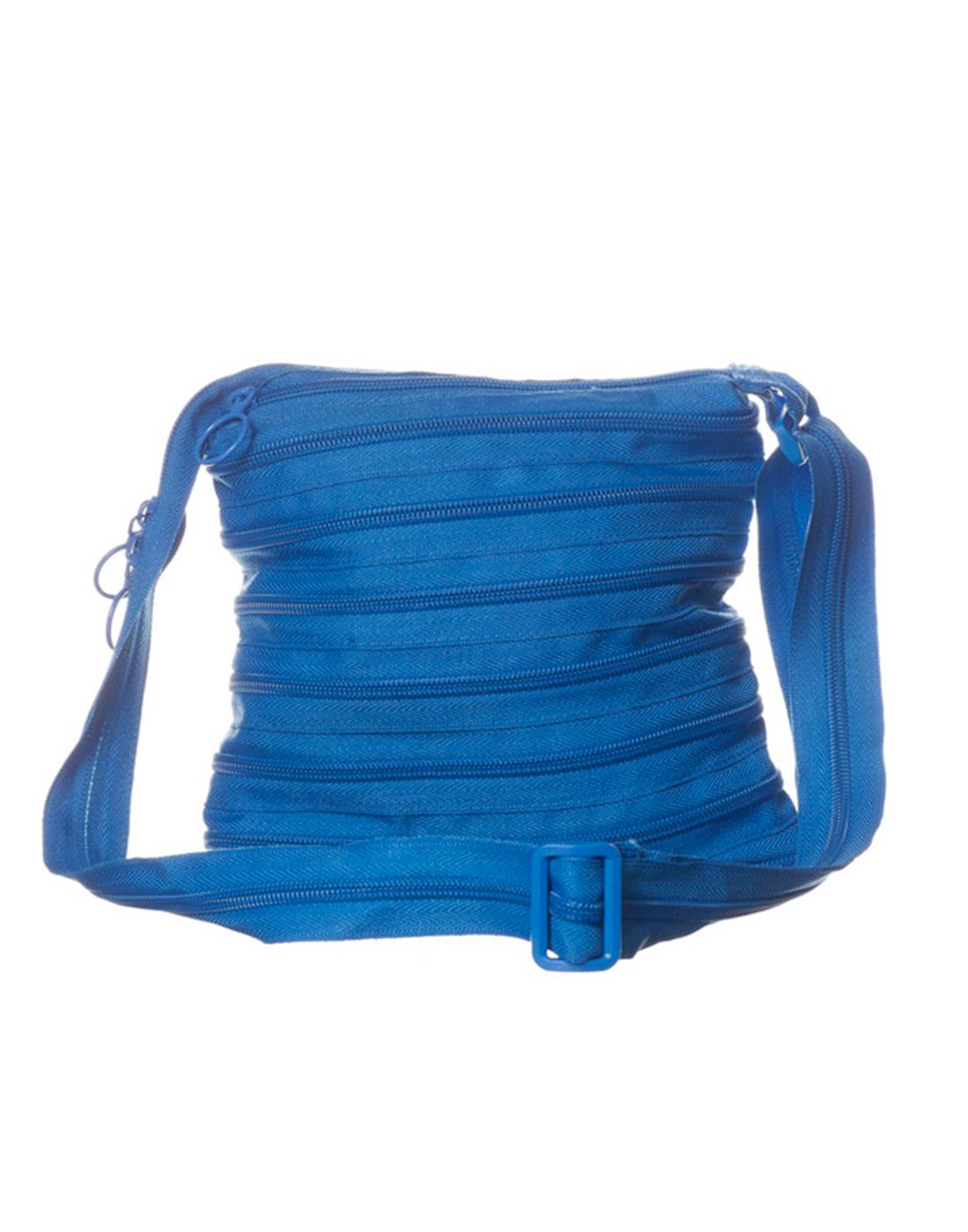 ... UNTOLD ZIPIT Monstar Teeth Mini Shoulder Bag for Kids, Women ,Girls - Blue
