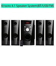 e2de3ccf3bd 4.1 Speakers  Buy 4.1 Speakers Online at Best Prices in India on ...