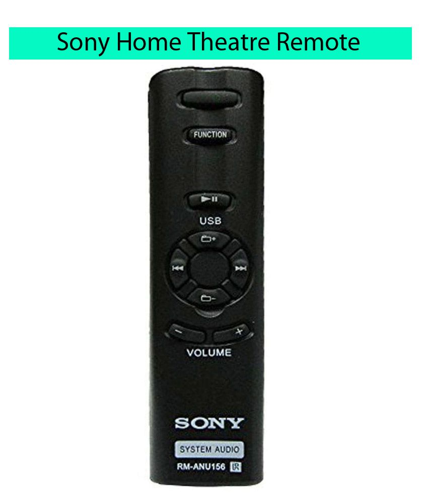 Sony hand held remote Compatible with sony audio system