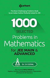 A Problem Book In MATHEMATICS for IIT JEE