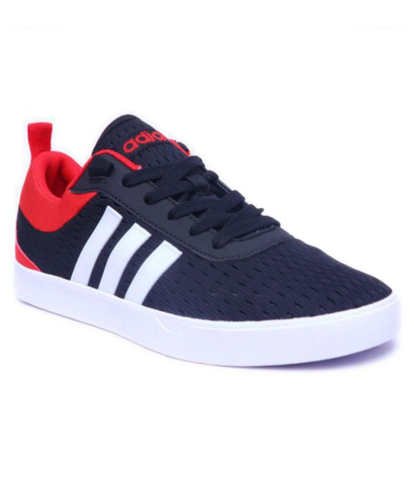 5a5319495210 Adidas NEO 5 Sneakers Black Casual Shoes - Buy Adidas NEO 5 Sneakers Black  Casual Shoes Online at Best Prices in India on Snapdeal