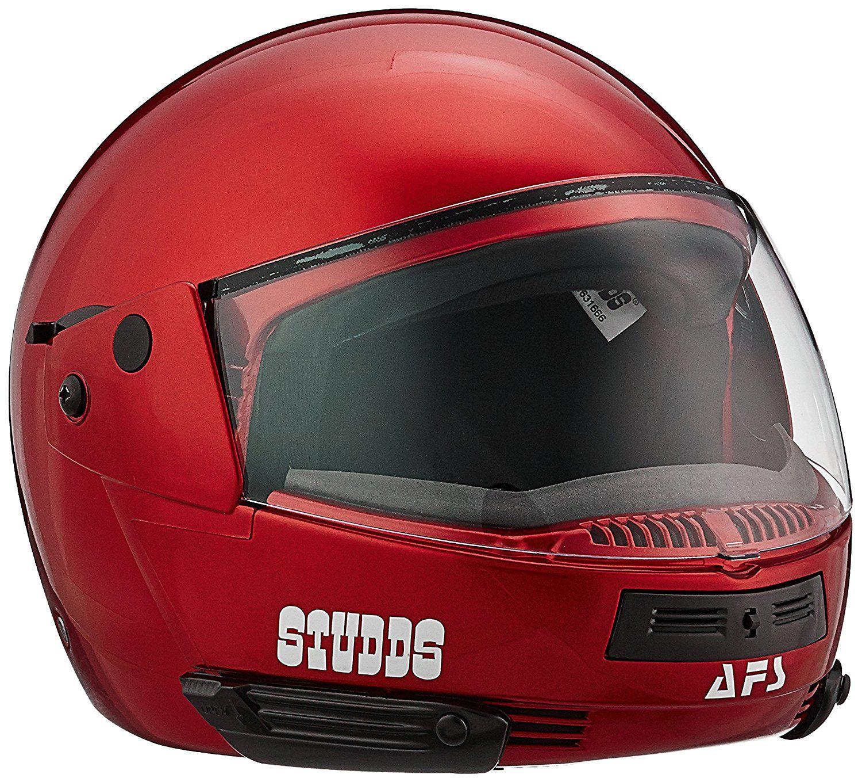 STUDDS Ninja Flip Up Helmet Red XL Buy STUDDS Ninja Flip Up