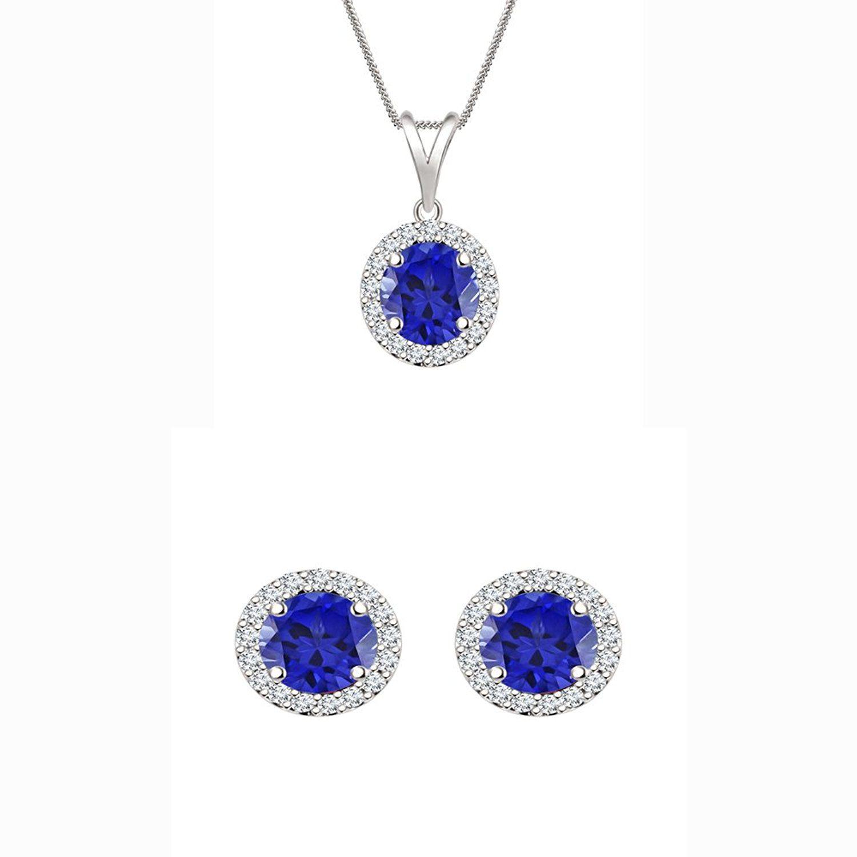 Silver Dew 92.5 Silver Necklace Set