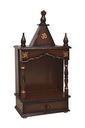 Quick View  sc 1 st  Snapdeal & wall hanging pooja mandir: Buy wall hanging pooja mandir Online at ...