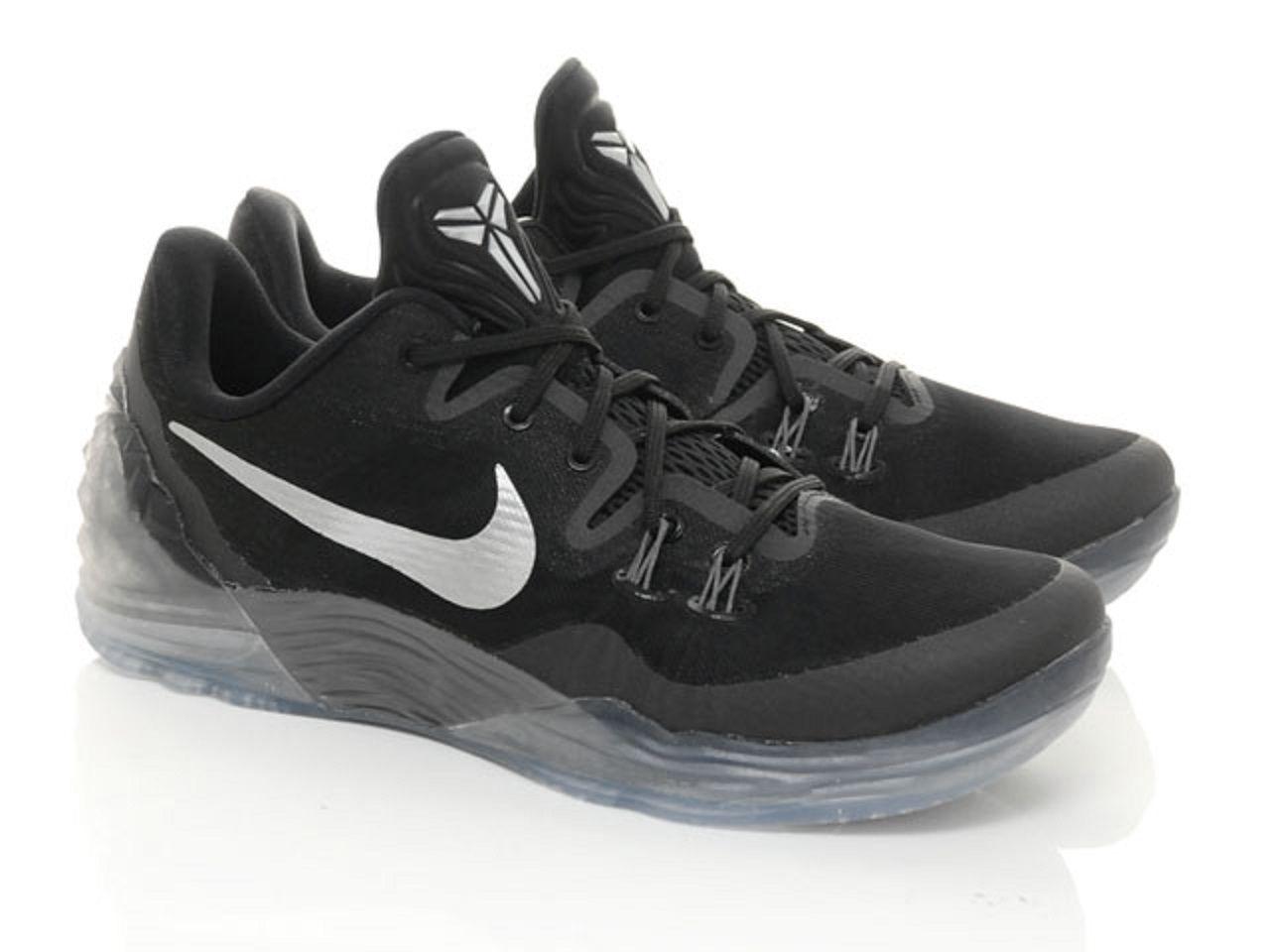 the best attitude eb869 bd3d5 ... Nike Zoom Kobe Venomenon 5 EP Limit Black Basketball Shoes