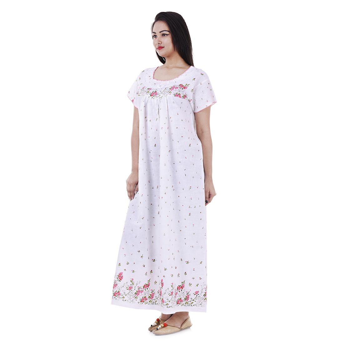 ... Indian Hot Style Nightwear Gown f8a57d7bd