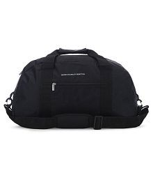 Quick View United Colors Of Benetton Black Duffle Bag