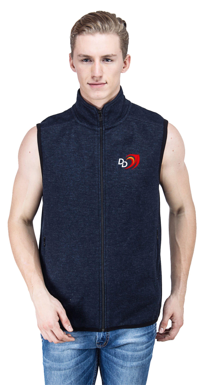 Delhi Daredevils Navy Casual Jacket