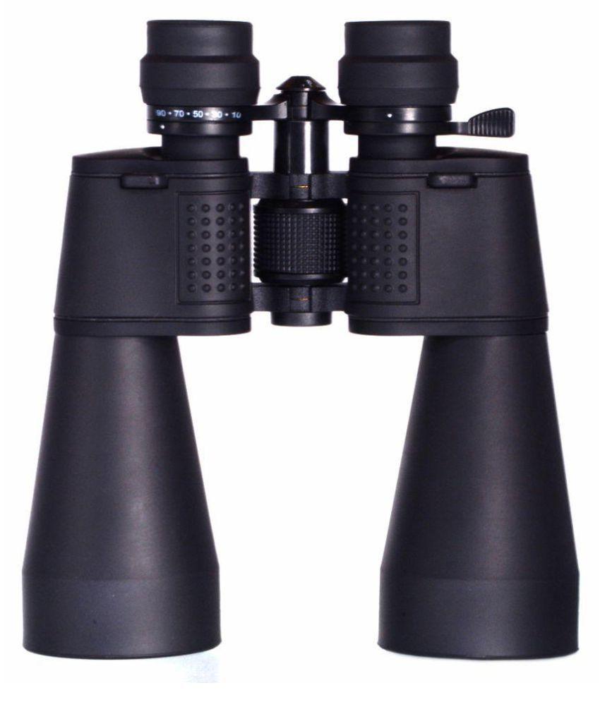 Jm Waterproof 10-90x Zoom 10-90x80 Prism Binocular Telescope Monocular With Pouch Binocular