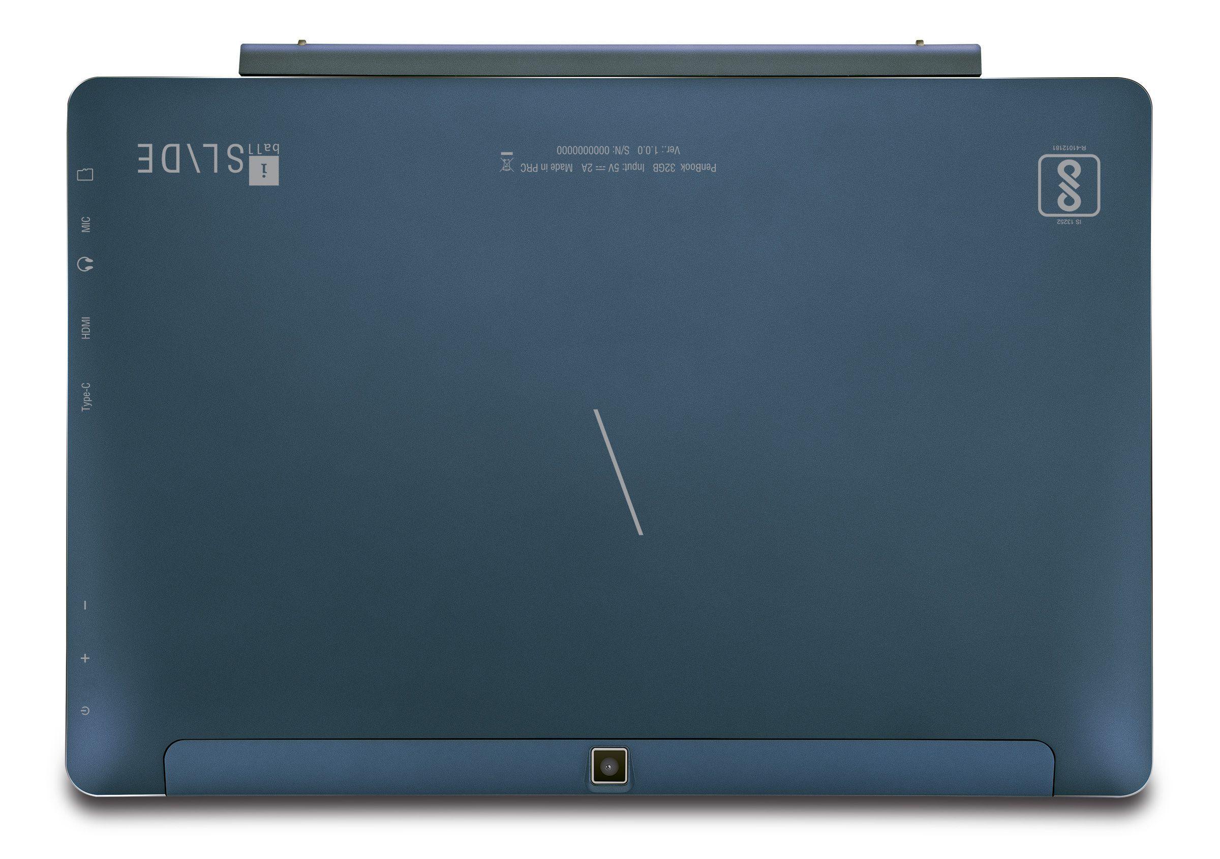 iBall PenBook 10 1 inch Laptop Hybrid 2 in 1 ARM Cortex 2 GB