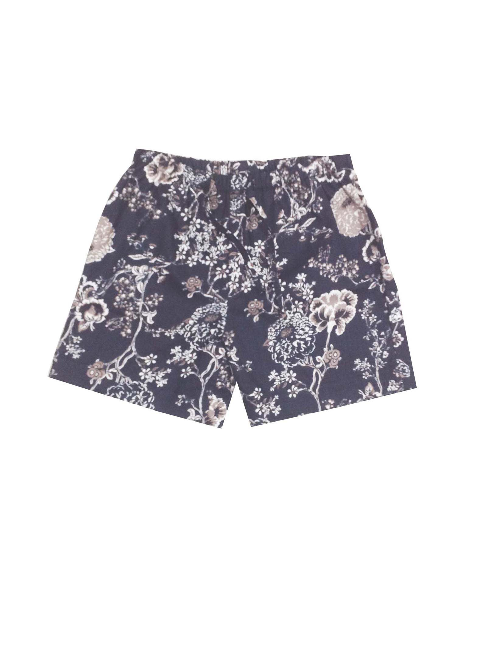 Euphoria Short For Girls Casual Printed Cotton