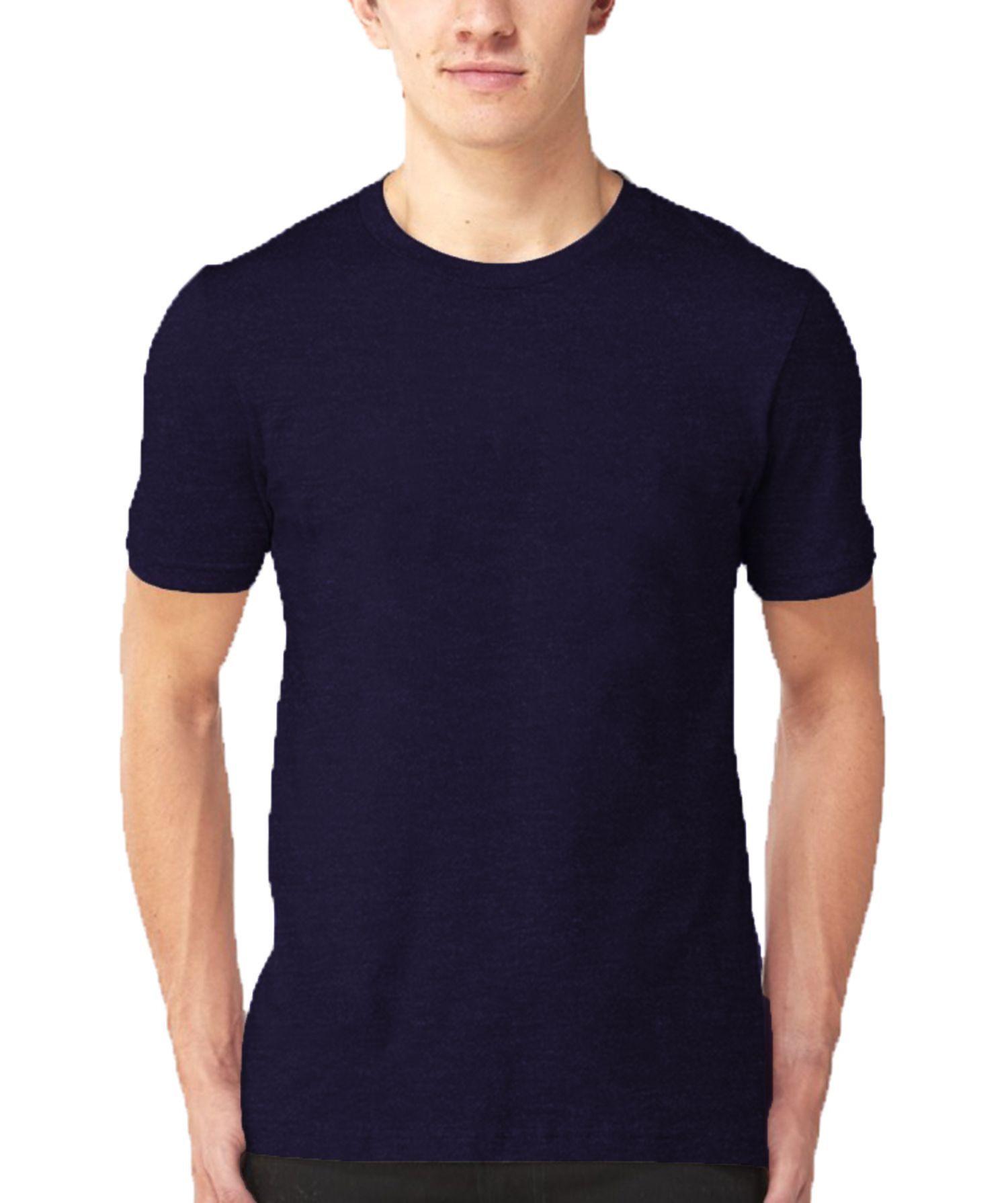 Veirdo Navy Round T-Shirt