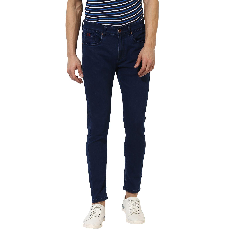 REALM Dark Blue Skinny Jeans