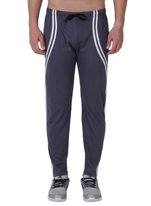Maggivox Grey Cotton Trackpants