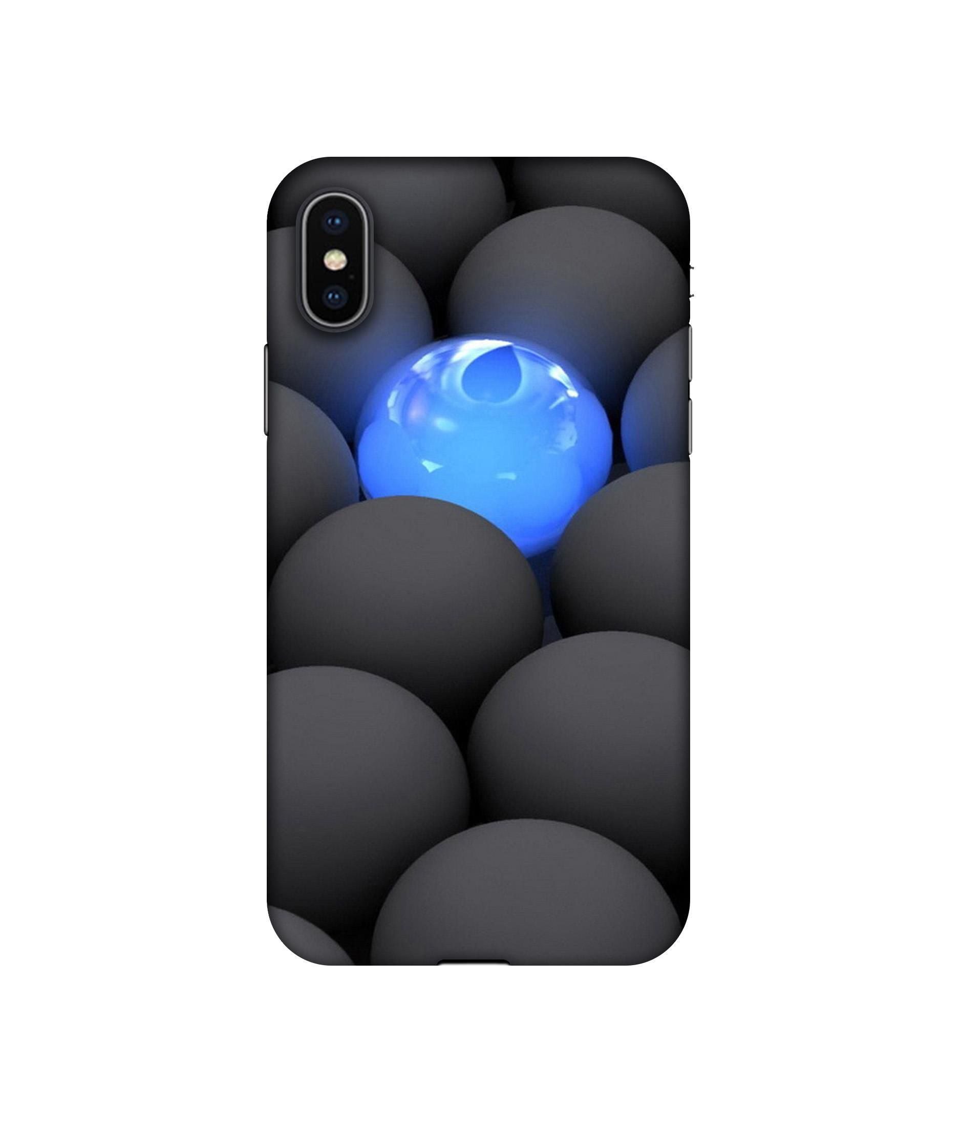 Apple iPhone X Printed Cover By Casotec