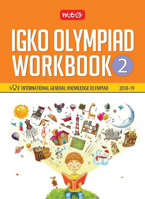 International General Knowledge Olympiad (IGKO) Workbook -Class 2