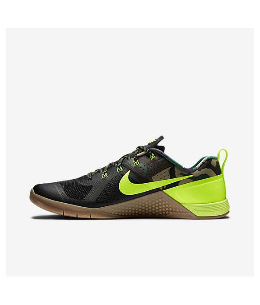 ... Nike Zoom VOMERO 12 Green Running Shoes ...