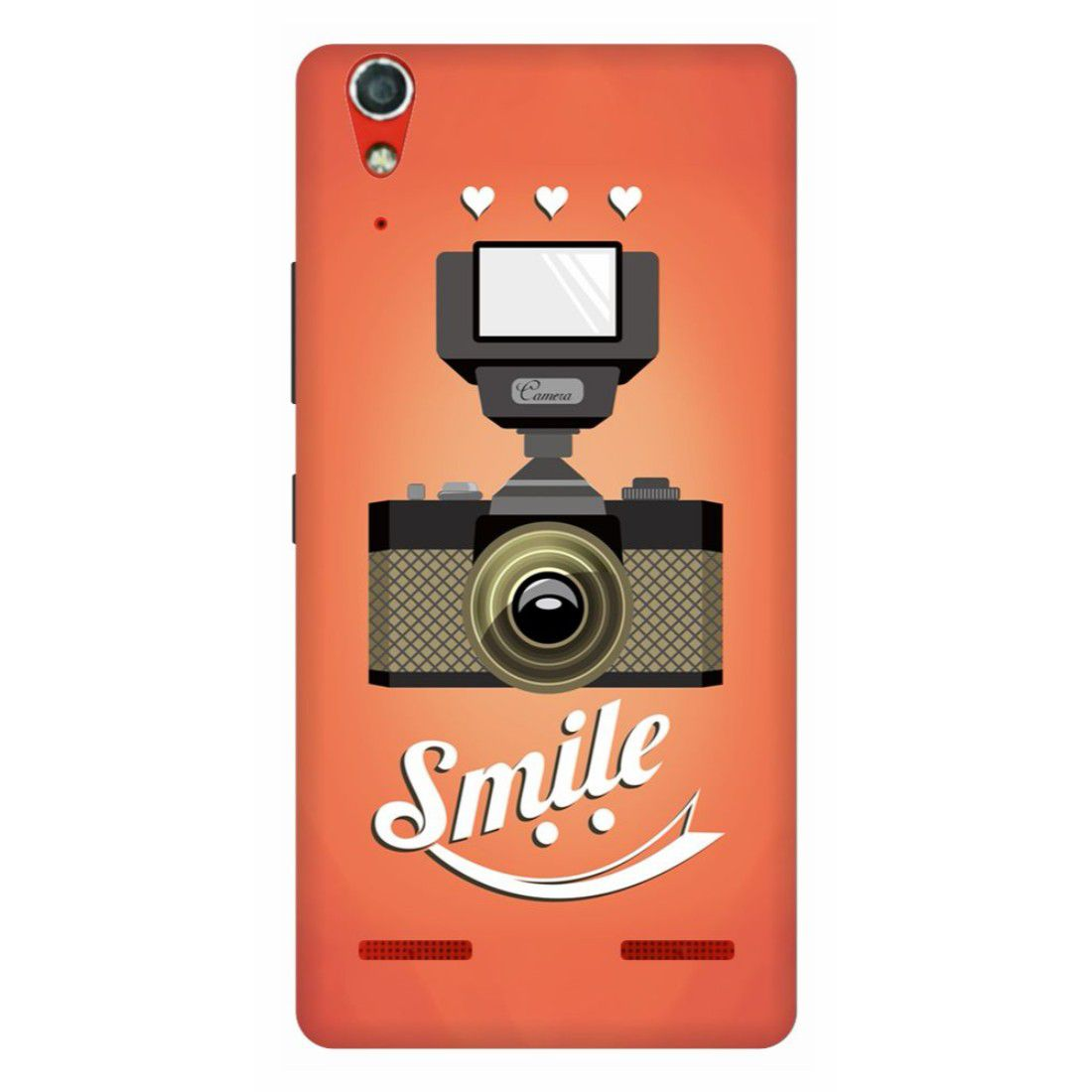 Lenovo A6000 Plus Printed Cover By wooo