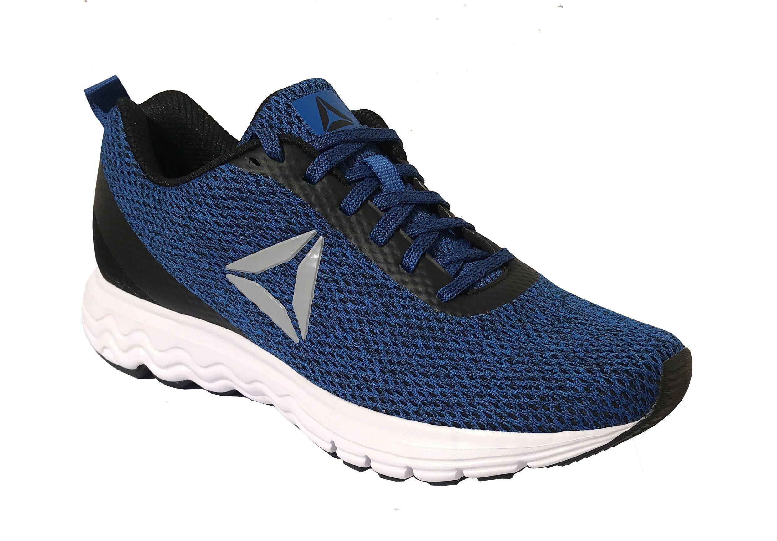 Reebok Zoom Runner Men's Blue Running Shoes ...