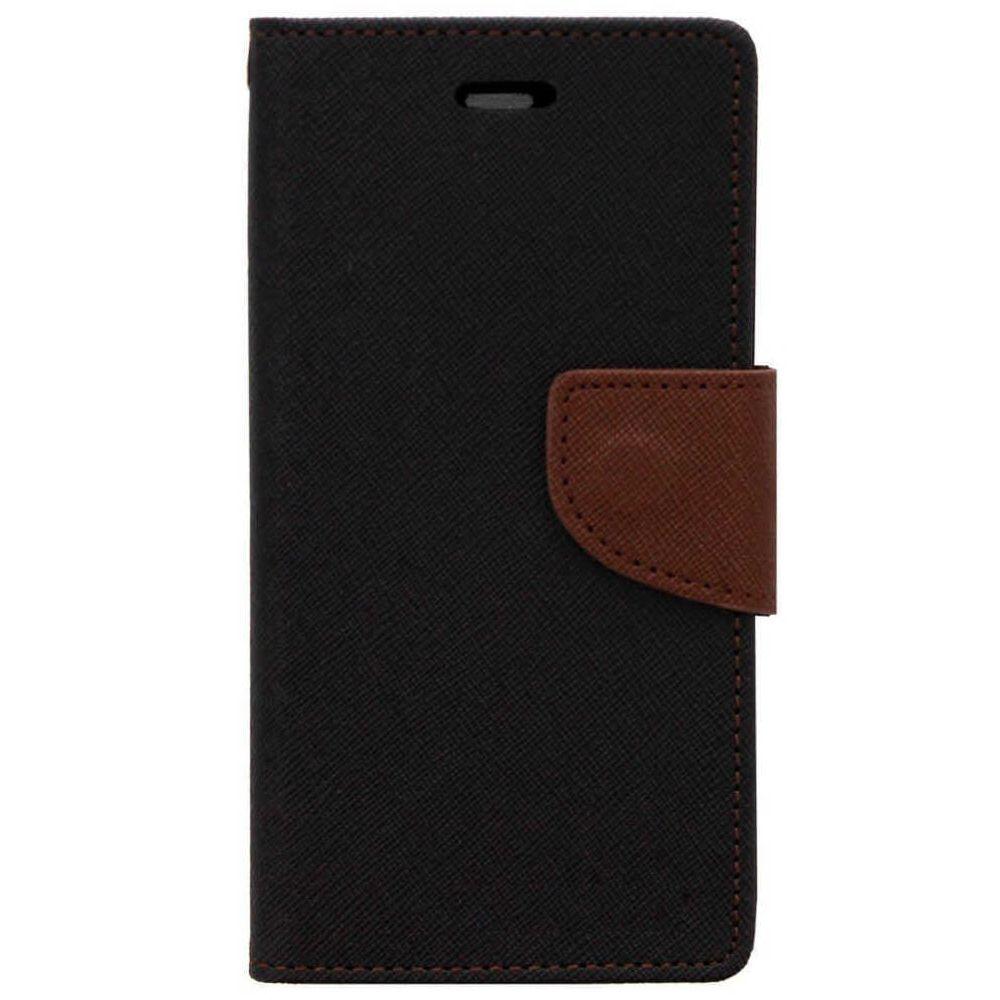 finest selection 80ecf c1abe Samsung Galaxy J4 Flip Cover by Zocardo - Black