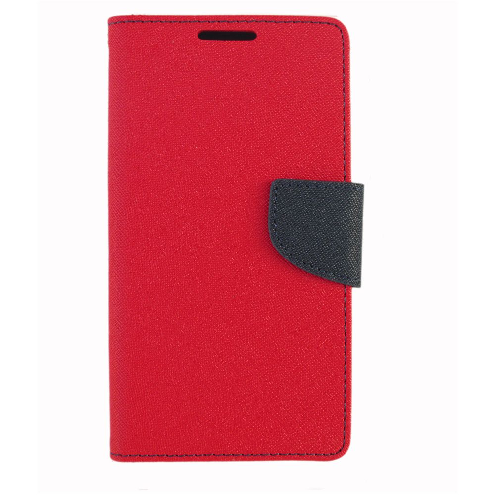 separation shoes 21a47 b23f8 Samsung Galaxy J4 Flip Cover by Zocardo - Red
