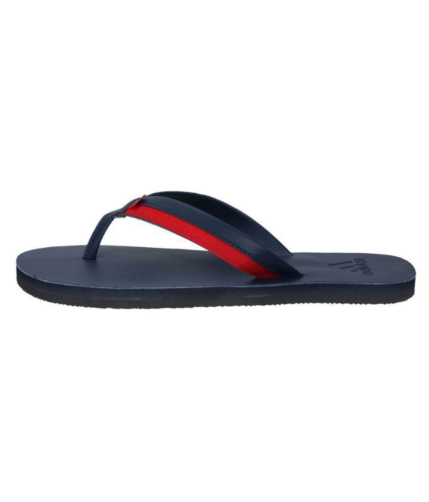c2ff7a22e11 Adidas Brizo 3.0 Blue Leather Flip Flops Price in India- Buy Adidas Brizo  3.0 Blue Leather Flip Flops Online at Snapdeal