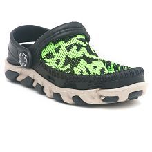 Flipside Kid's Jerry Black Clog