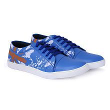 Bloxtar Printed Flag Sneakers Black Casual Shoes free shipping 2015 extremely sale new purchase cheap price NY4K523