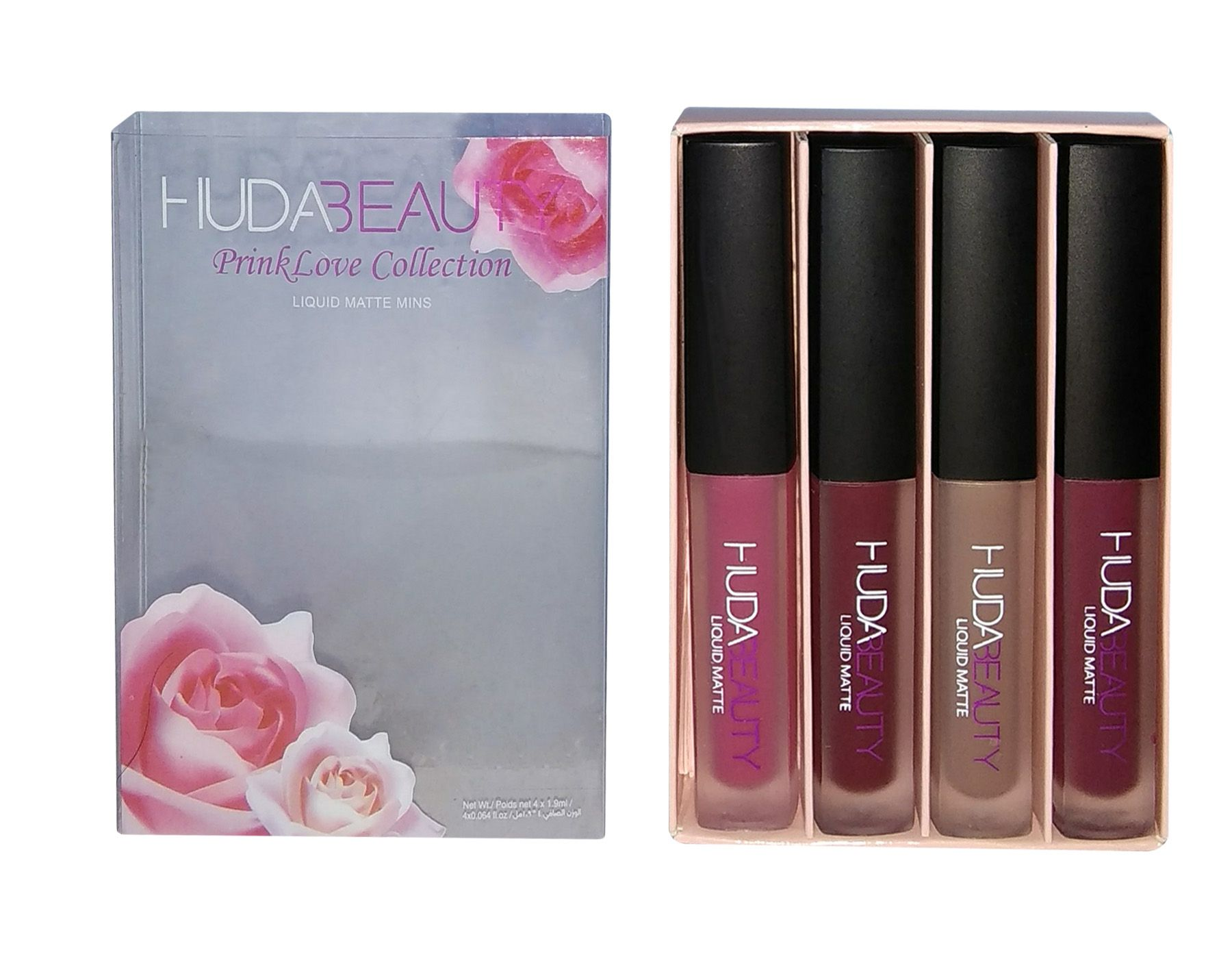 Huda Beauty Liquid Lipstick Pink SDL 2 6b615