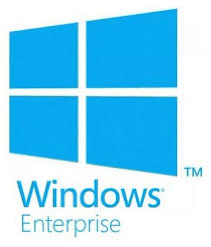 Microsoft Windows 10 enterprise 32/64 Bit ( Activation Card )